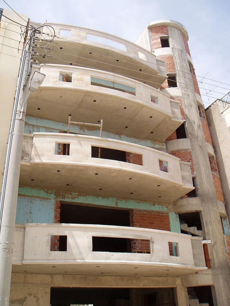 Πολυκατοικία στον Άνω Κορυδαλλό - Civil Design Group