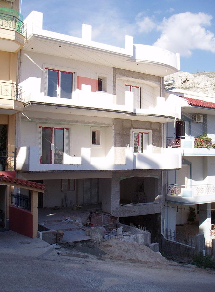 Κατοικία στη Νεάπολη - Civil Design Group