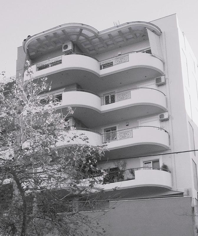 Πολυκατοικία στο Χαϊδάρι - Civil Design Group