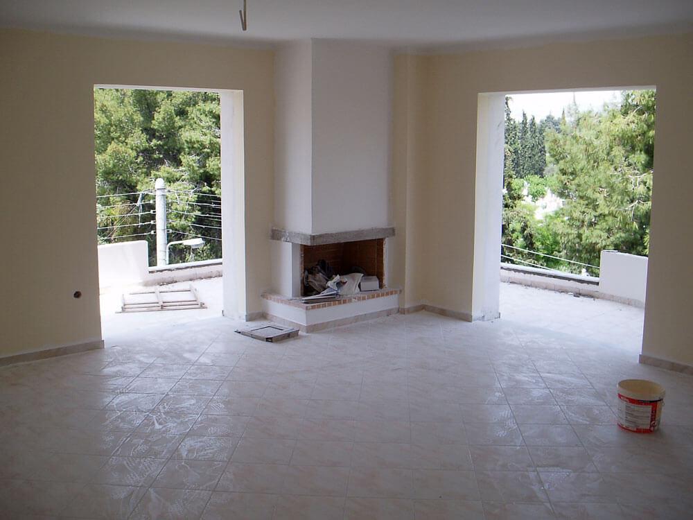 Πολυκατοικία στη Νίκαια - Civil Design Group
