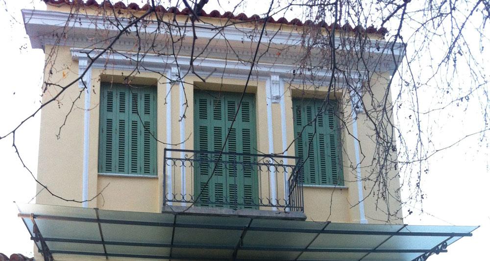 Αδριανού Θησείο Αθήνα - Civil Design Group