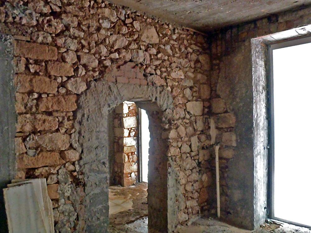 Αποκατάσταση σχολικού κτιρίου Αθήνα - Civil Design Group