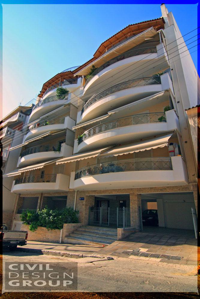 Συγκρότημα κατοικιών - Κατασκευαστές - Civil Design Group