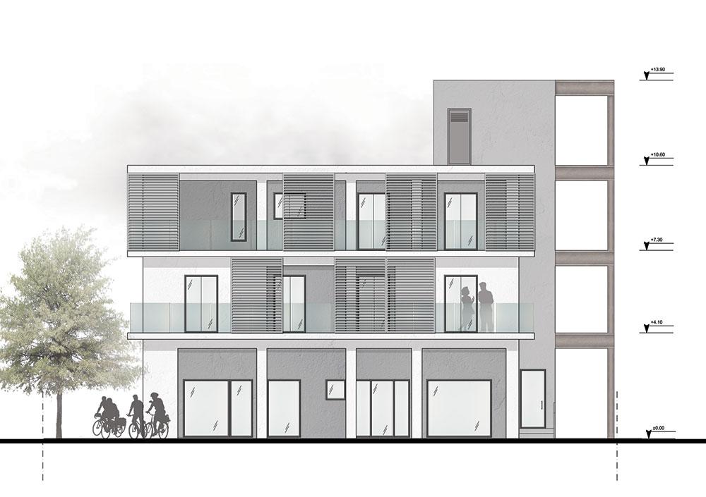 Κατοικία στη Γλυφάδα - Civil Design Group